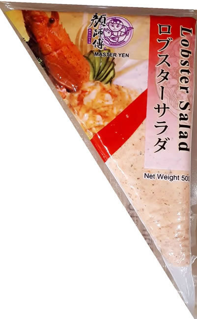 New RJ Lobster Salad 500g