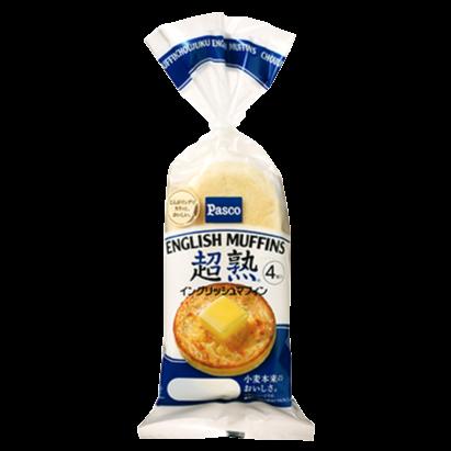 PASCO English Muffin 268g