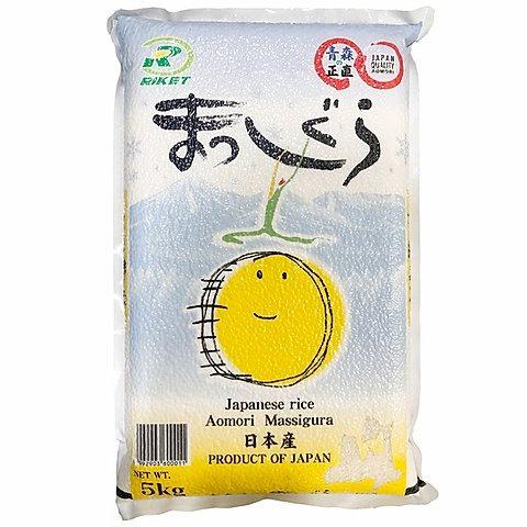 Massigura Rice 5kg Japan Aomori