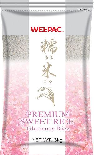 WP Sweet Rice 3kg Mochigome