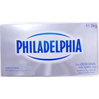 PHILLY Cream Cheese 2kg