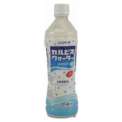 CALPICO Water Pet 500ml