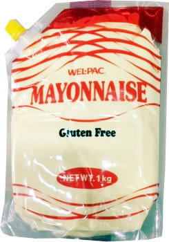 WP Mayonnaise Pouch 1kg