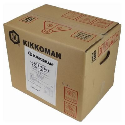 Kikkoman Gluten Free Shoyu 18L