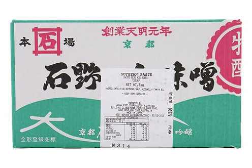 ISHINO Saikyo Koshi Miso 2kg