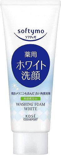 KOSE Softymo Face Washing Foam White 150g