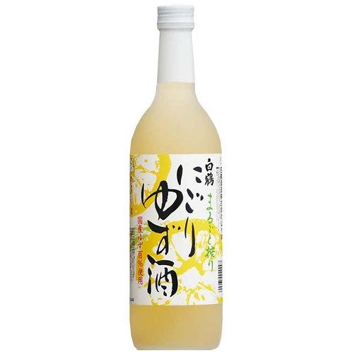 HAKUTSURU Nigori Yuzu 720ml