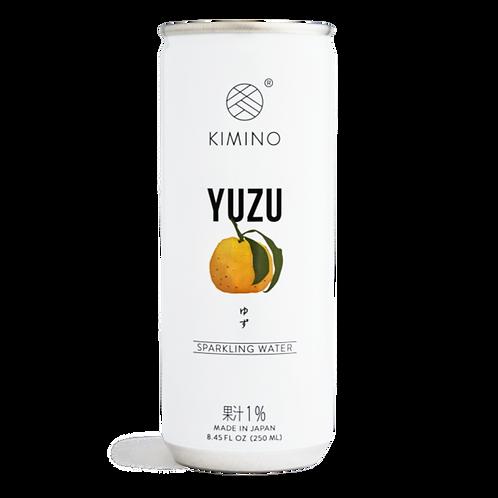 KIMINO Yuzu Sparkling 250ml Can