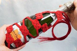 ARITAKA Mizukihi Bottle Holder Red