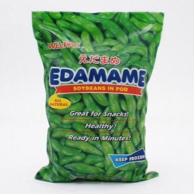 WP Yude Edamame 454g