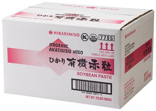 Yuki Aka Tsubu Miso 10kg