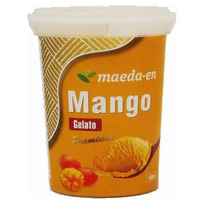 MAEDA EN Mango Gelato 500ml