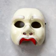 Balinese Style Mask