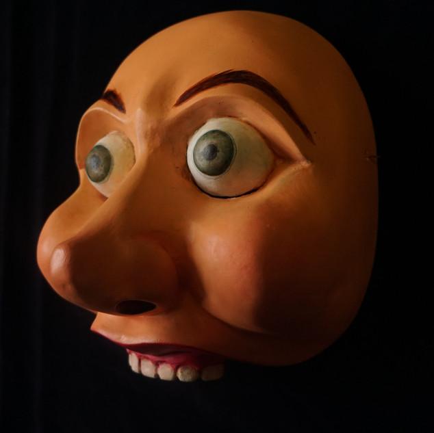 Mask Eyes Side