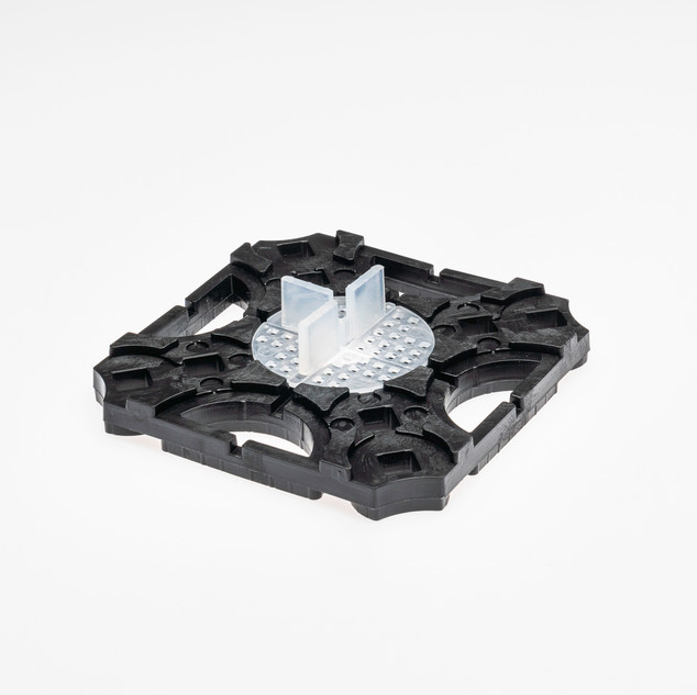 T-Stück Bahnenverl. 3 mm Fuge