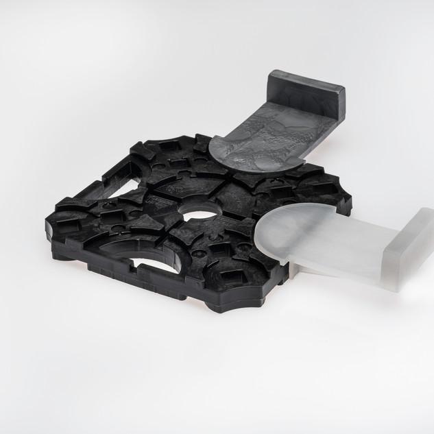 Randhalter 50/8 mm