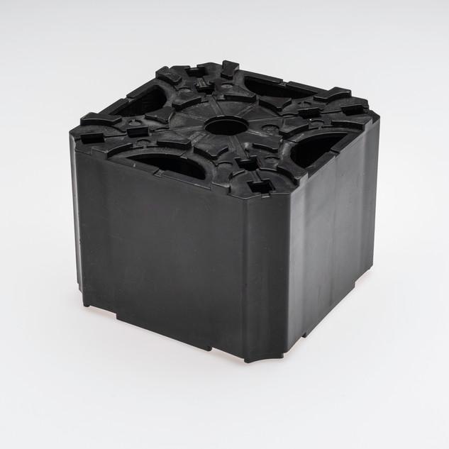 Stelzlager 80 mm