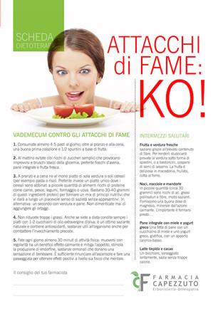 8-ATTACCHI DI FAME