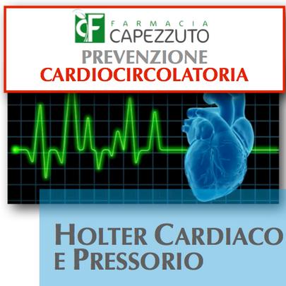 Holter cardiaco e pressorio