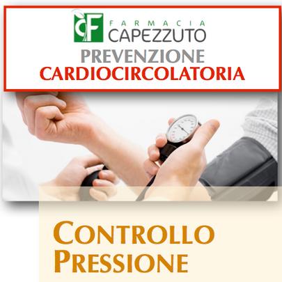 Controllo pressione