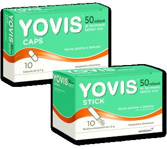 YOVIS 10 sticks - 10 cps