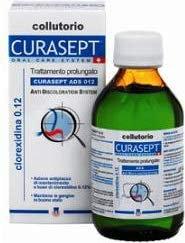 CURASEPT COLLUTTORIO  0.12% - Trattamento prolungato - 200 ml