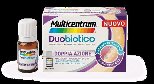 MULTICENTRUM DUOBIOTICO - 16 fiale