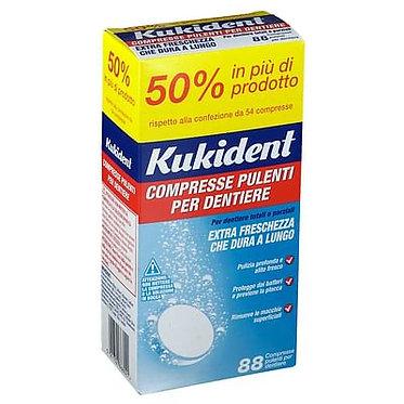 KUKIDENT EFFERVESCENTE 88 cpr