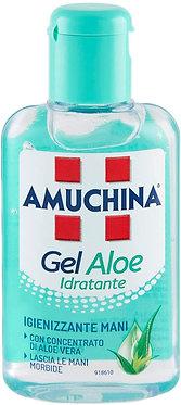 AMUCHINA ALOE GEL - 80 ml