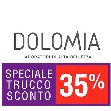 SPECIALE TRUCCO DOLOMIA
