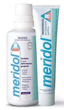 MERIDOL COLLUTTORIO + DENTIFRICIO