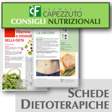 Schede Dietoterapiche