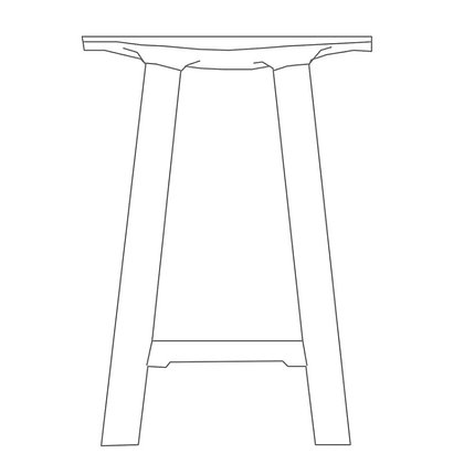 LE1 low stool