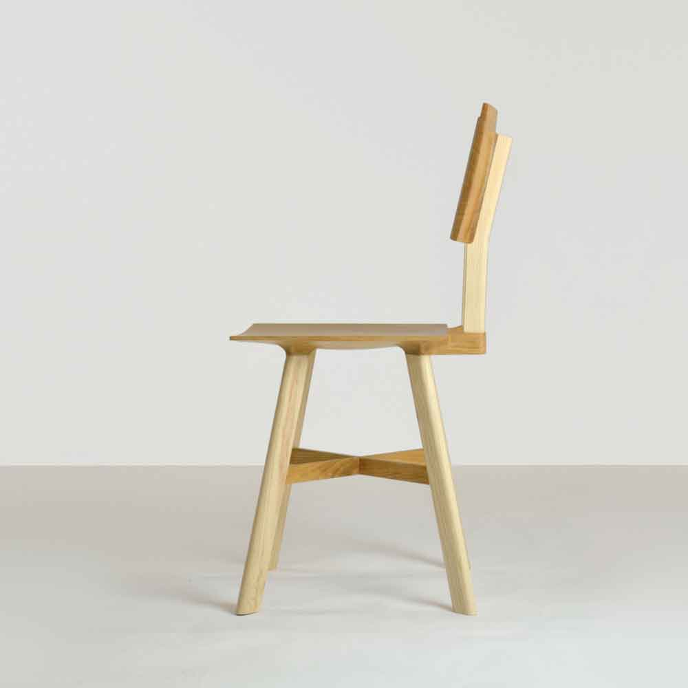 ash/cherry chair