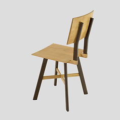 chair, dining room, seating, table, furniture, contemporary, hand made, cnc, London, designer chair, custom built furniture