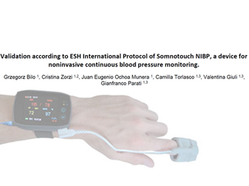 SOMNOtouch NIBP Validation
