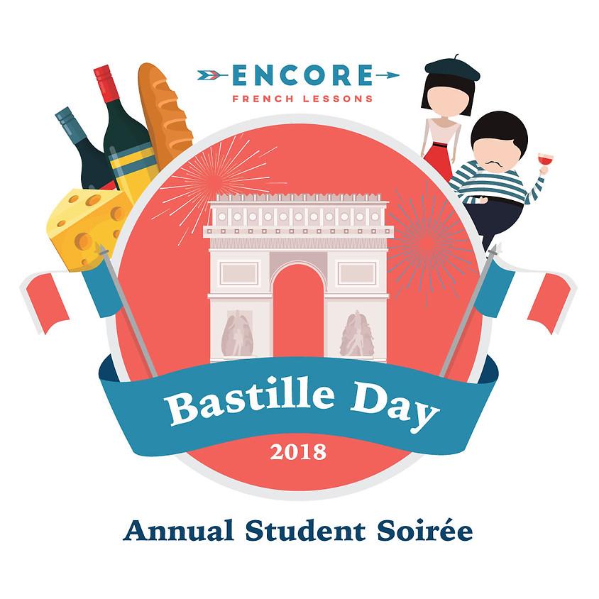 The Encore Annual Student Soirée