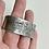 Thumbnail: Silver Birch Bark Cuff