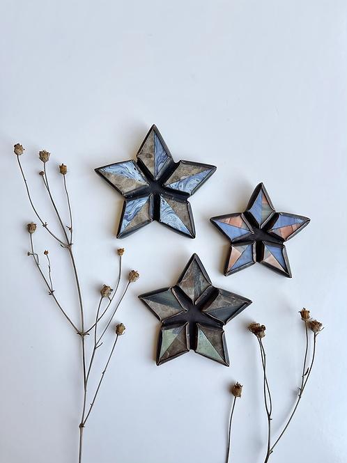 Rustic Michigan Stone Stars