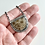 Thumbnail: Petoskey Stone Necklace With Stamped Detail