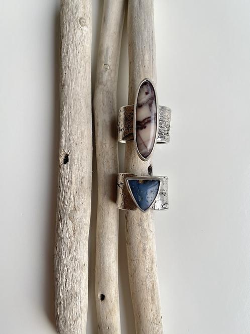 Birch Bark Rings