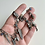 Thumbnail: Lake Michigan Forest Charm Necklace
