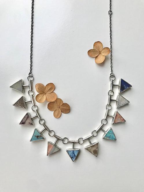 Michigan Rockhound Necklace