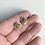Thumbnail: Double Stacked Jasper Studs