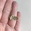 Thumbnail: Dual Stone Autumn Ring
