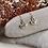 Thumbnail: Modern Gold Mohawkite Earrings