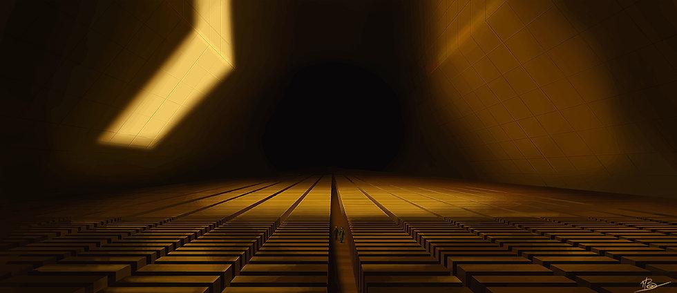 Blade Runner 2049, vector, illustration, illustratrice, suisse, digital