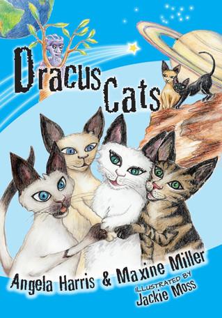 'Dracus Cats' Junior novel