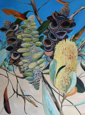 'Happiness is a Banksia'