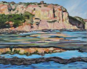 'Afternoon view at Shack Bay'